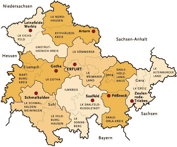 Landkreis Gotha Karte.Geoportal Th De Katasterportal Online Katasterbereiche